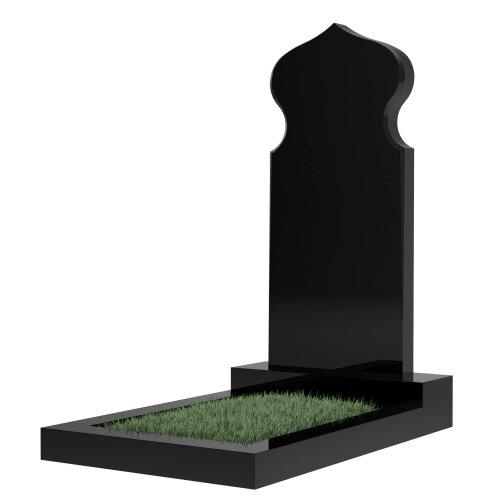 Памятник №106 (зеленый гранит)