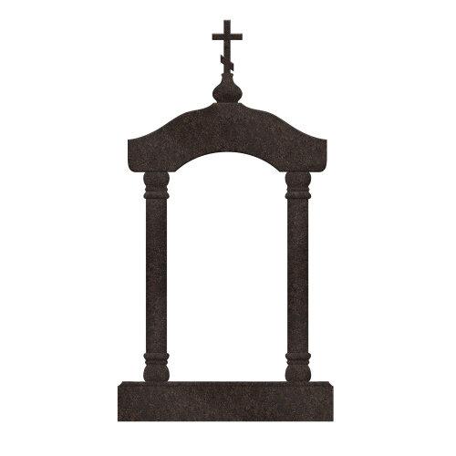 Памятник №24 арка (Дымовский гранит)
