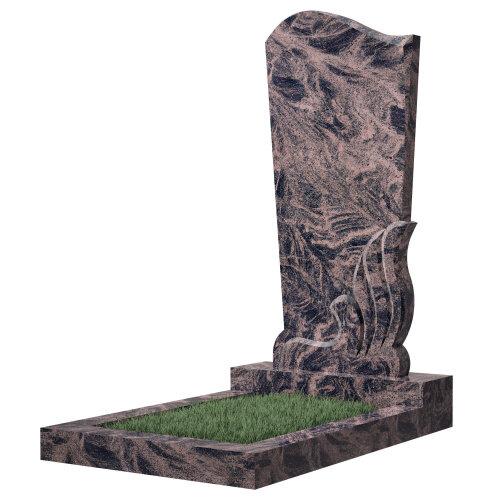 Памятник №33 (красный гранит) в Томске