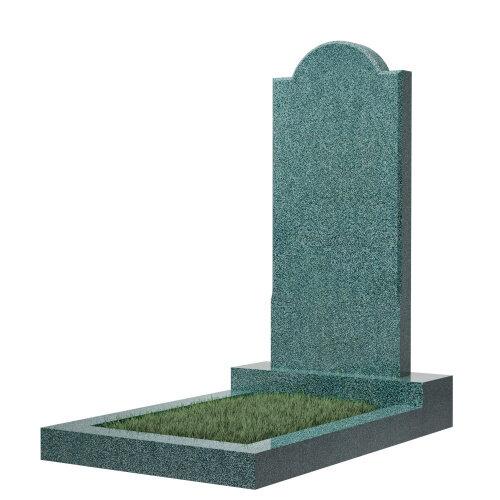 Памятник №10 (голубой гранит)