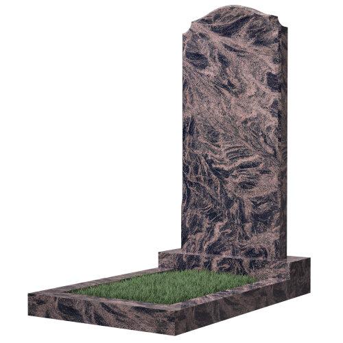 Памятник №11 (голубой гранит)