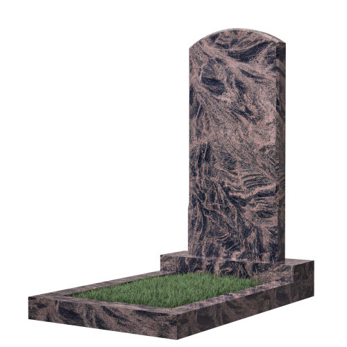 Памятник №18 (голубой гранит)