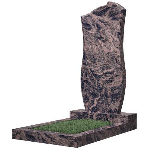 Памятник №41 (красный гранит)