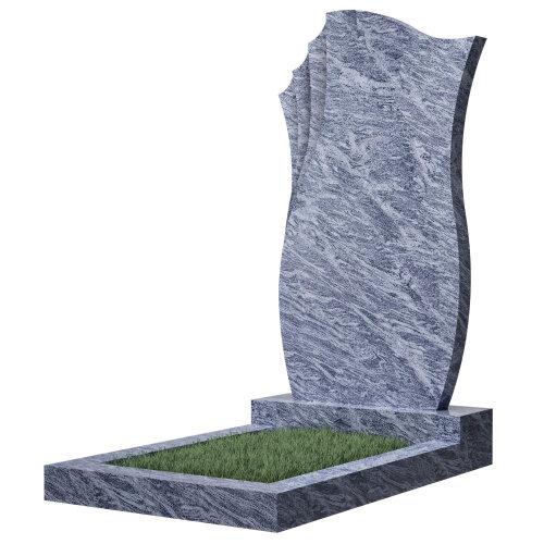 Памятник №20 (голубой гранит)