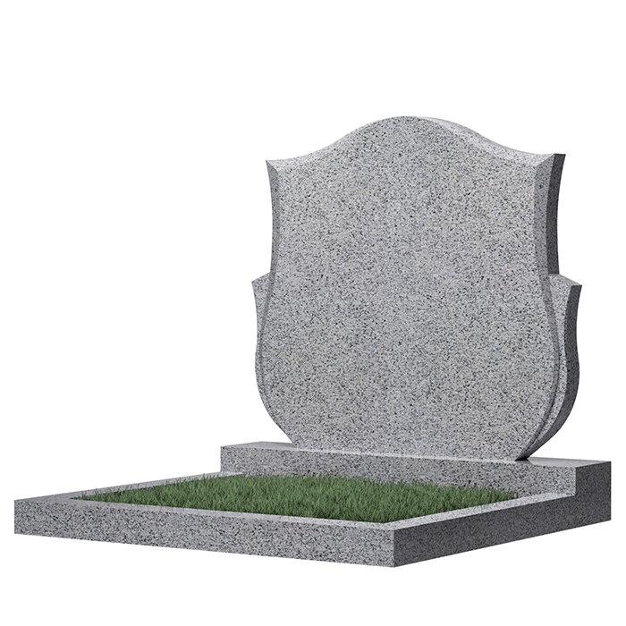 Семейный памятник №87 (темно-серый гранит)