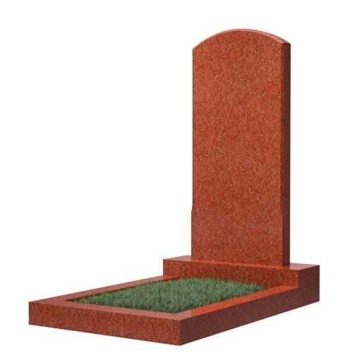 Памятник №18 (черный гранит)