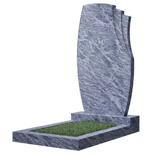 Памятник №26 (голубой гранит)