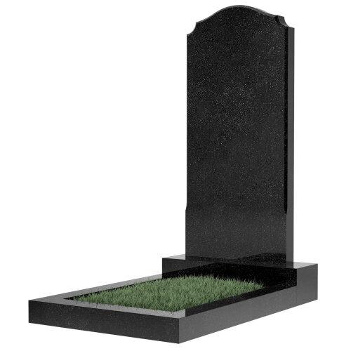 Памятник гранитный №11В (светло-серый