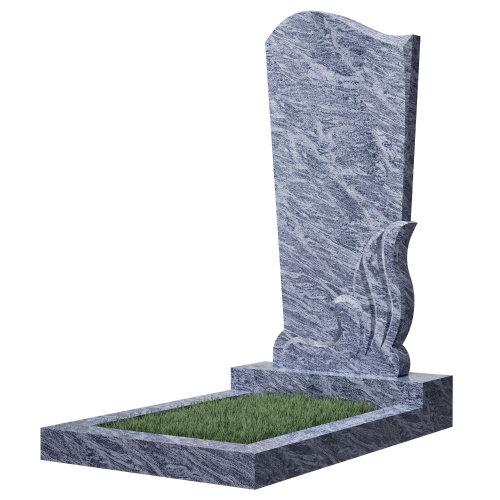 Памятник №33 (голубой гранит)