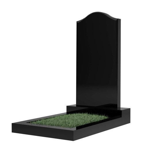 Памятник №22 (черный гранит)