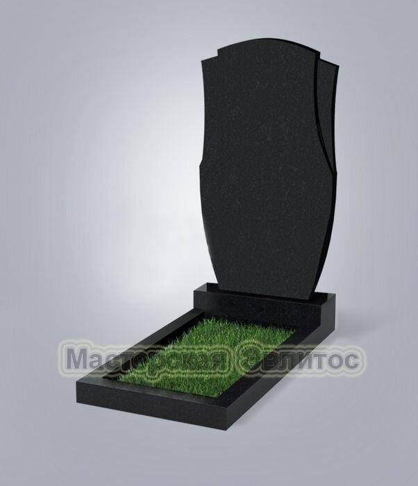 Памятник №27 (черный гранит)
