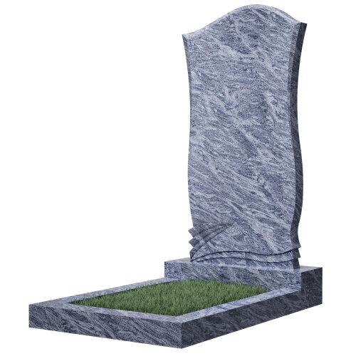 Памятник №48 (голубой гранит)