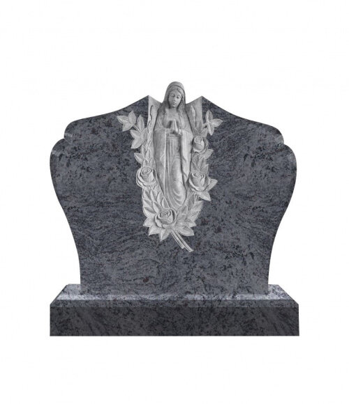 Памятник элитный №10 (красный гранит)