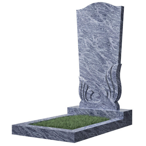Памятник №32 (черный гранит)