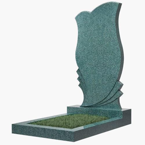 Памятник №53 (голубой гранит) в Томске