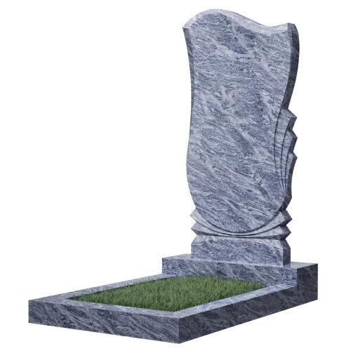 Памятник №56 (голубой гранит)