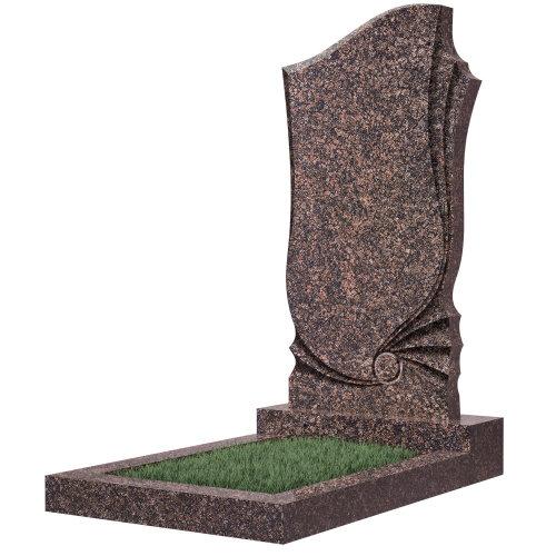 Памятник №57 (голубой гранит)