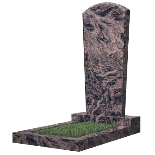 Памятник №89 (красный гранит)