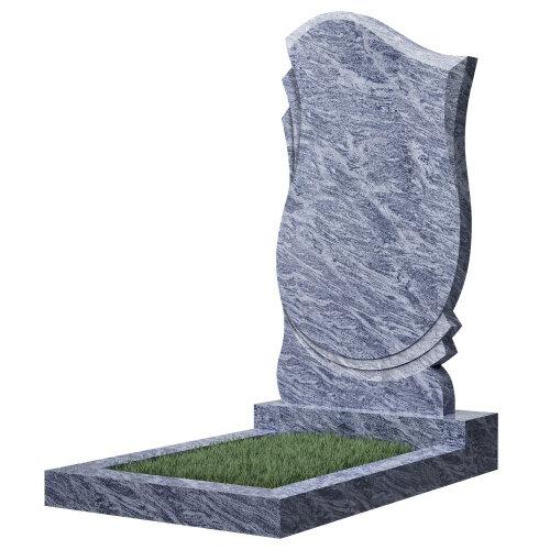 Памятник №58 (голубой гранит)
