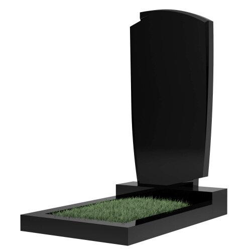 Памятник №39 (черный гранит)