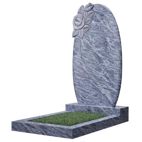Памятник №61 (голубой гранит)