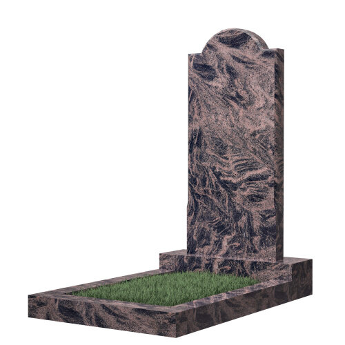 Памятник №10 (коричневый гранит)