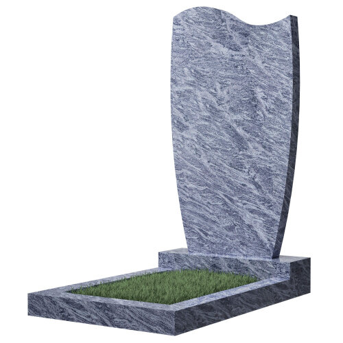 Памятник №42 (черный гранит)