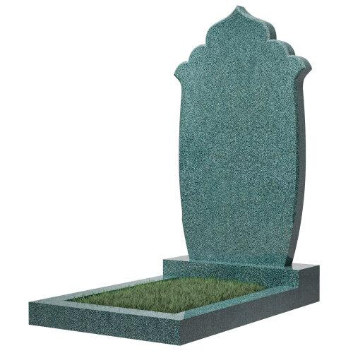 Памятник №43 (черный гранит)