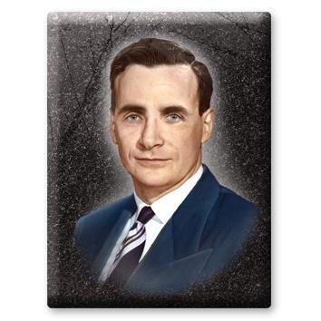 Портрет с имитацией гравировки №140А