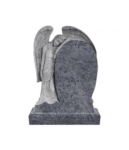 Памятник элитный №14 (голубой гранит)