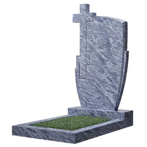 Памятник №78 (голубой гранит)