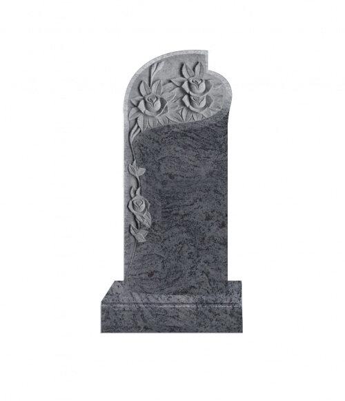 Памятник элитный №12 (голубой гранит)