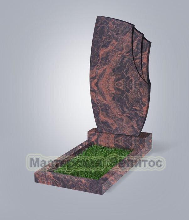 Памятник №26 (коричневый гранит)