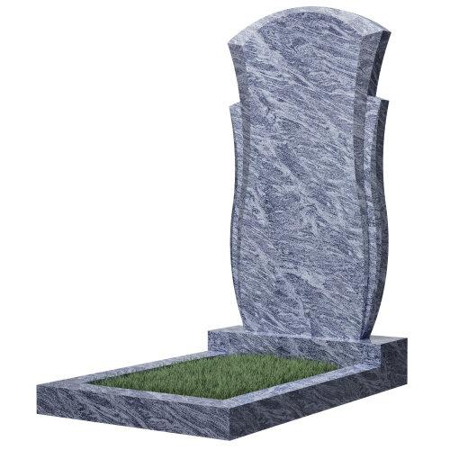 Памятник №82 (голубой гранит)