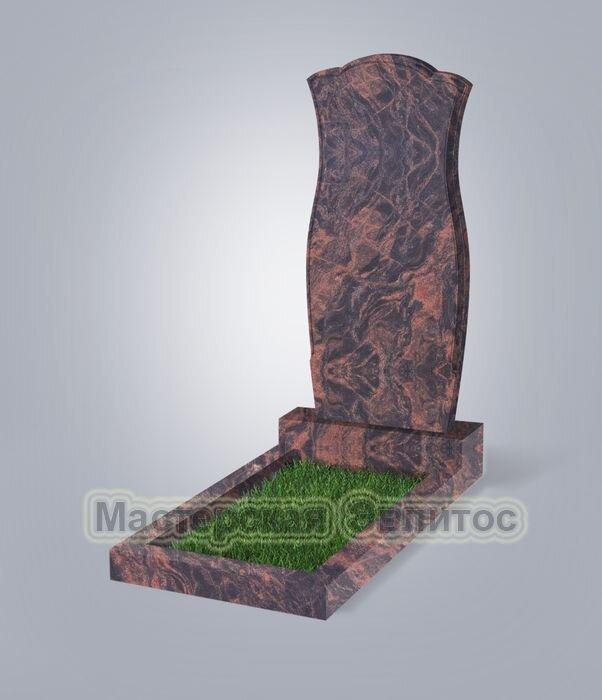 Памятник №30 (коричневый гранит)