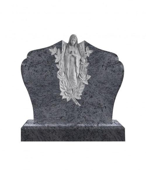 Памятник элитный №10 (голубой гранит)