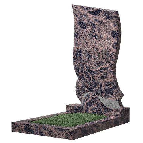 Памятник №31 (коричневый гранит)