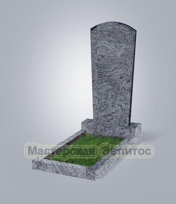 Памятник №89 (голубой гранит)