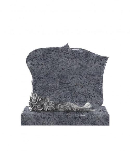 Памятник элитный №7 (голубой гранит)