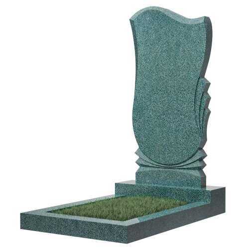 Памятник из Карельского гранита №56