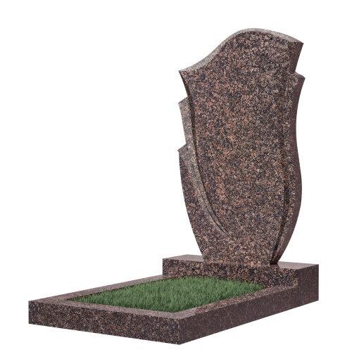 Памятник №55 (черный гранит Карелия) в Томске