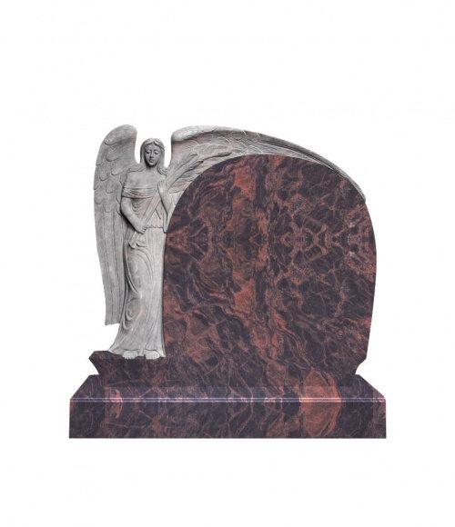 Памятник элитный №3 (голубой гранит)
