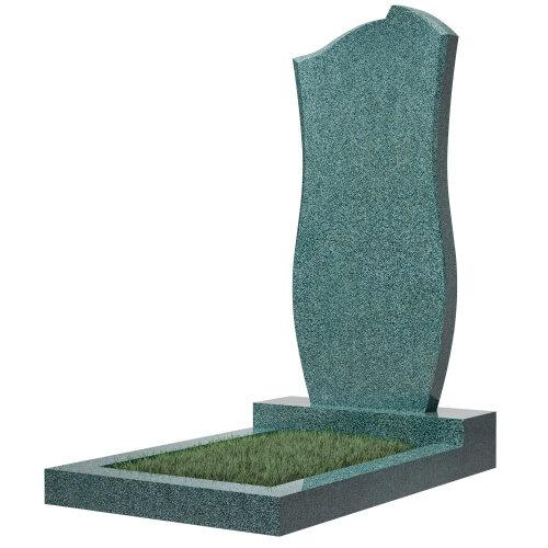 Памятник №41 (коричневый гранит)