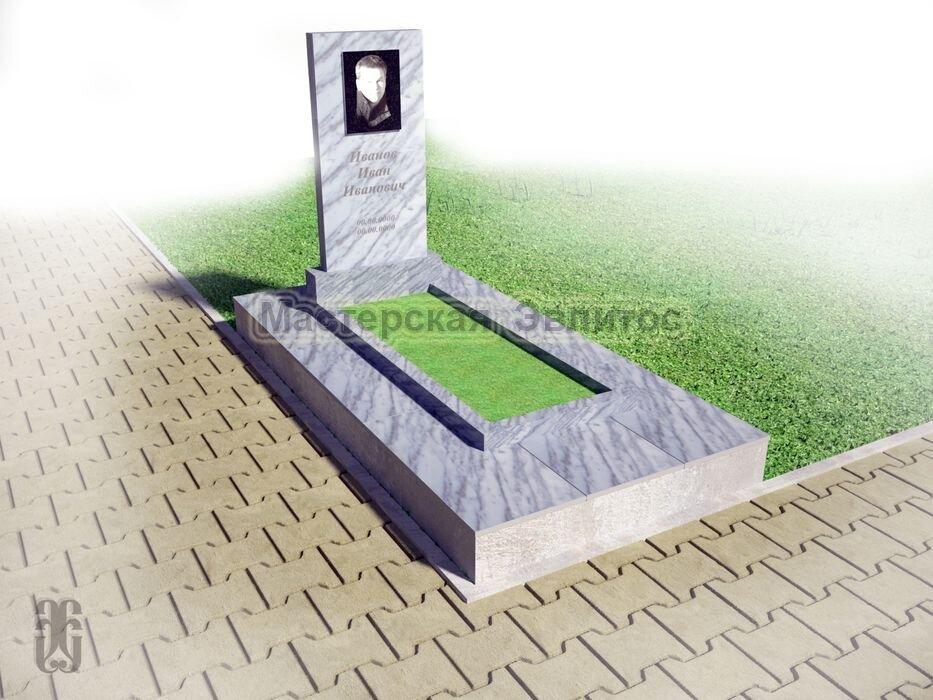 Готовый проект памятника ГПМ №7