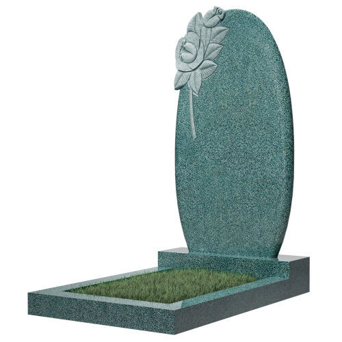 Памятник №61 (черный гранит)