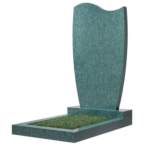 Памятник №42 (коричневый гранит)