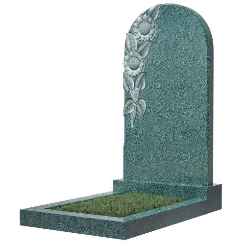 Памятник №62 (черный гранит)