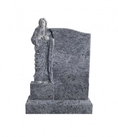 Памятник элитный №21 (коричневый гранит)