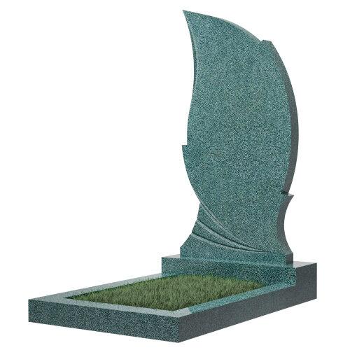 Памятник №47 (коричневый гранит) в Томске
