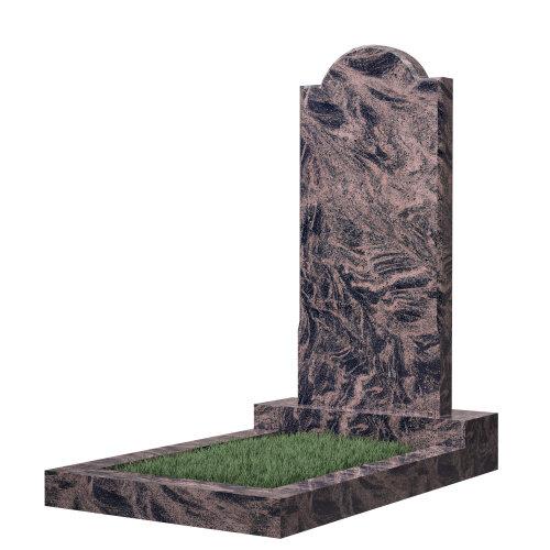 Памятник №10 (зеленый гранит)